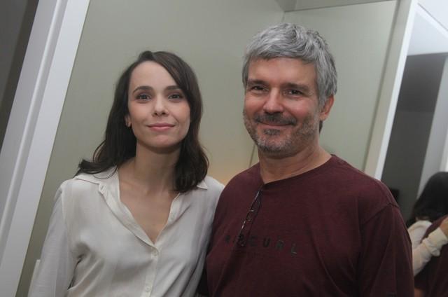 João Jardim e Débora Falabella (Foto: Divulgação)