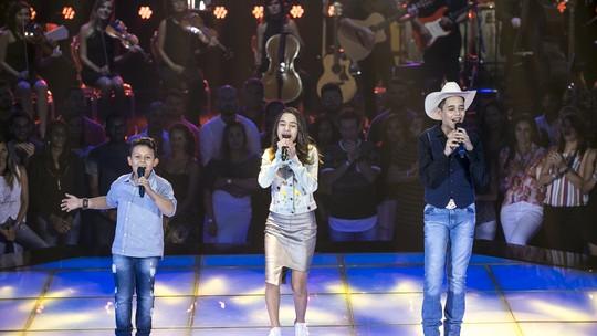 Sertanejo de raiz emociona nas vozes de Lucas Hernandes, Lucas Viola e Luna Pietá