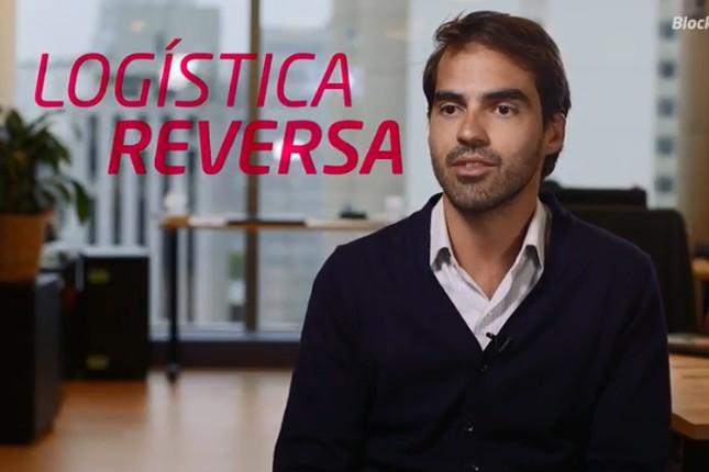 O CEO da EuReciclo, Tiago  (Foto: reprodução)