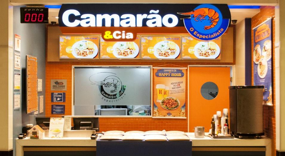 A Camarão & Cia tem 57 restaurantes em todas as regiões do país (Foto: Divulgação)
