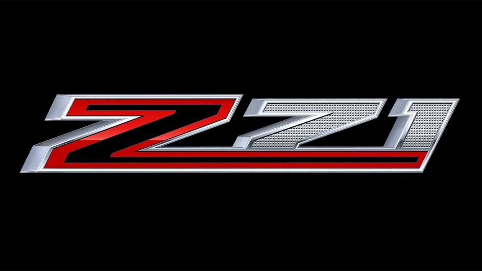 Inédita no Brasil, versão com apelo off-road Z71 é confirmada para a picape S10 — Foto: Divulgação