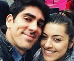 Marcelo Adnet e Patricia Cardoso   Reprodução