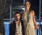 Chay Suede e Adriana Esteves | Globo/Mauricio Fidalgo