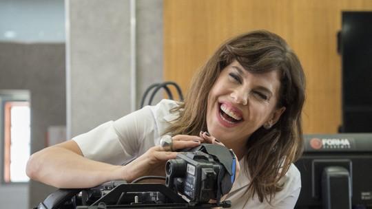Bárbara Paz vive personagem polêmica em 'Malhação': 'Sou o oposto da Stella'