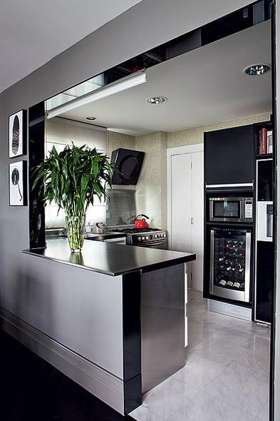 Cozinhas Muito Pequenas Casa E Jardim Galeria De Fotos