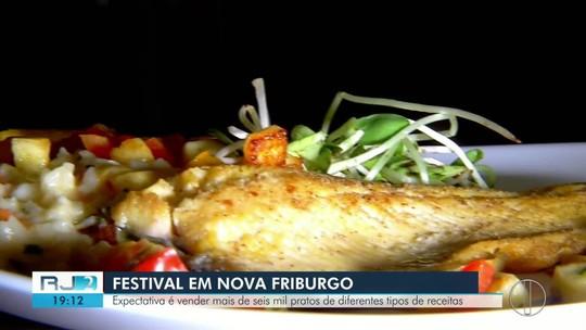 Nova Friburgo recebe Festival de Truta neste mês