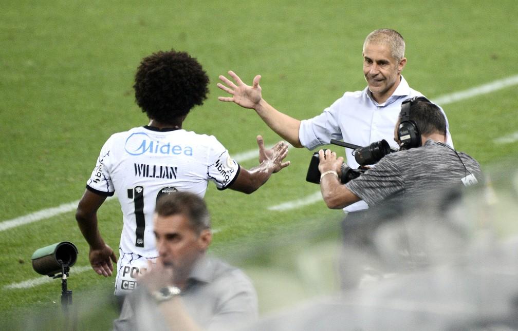 Análise: desafio do Corinthians em Dérbi será acomodar quarteto sem perder combatividade