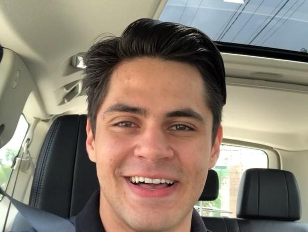 Lucas Veloso  (Foto: Reprodução/Instagram)