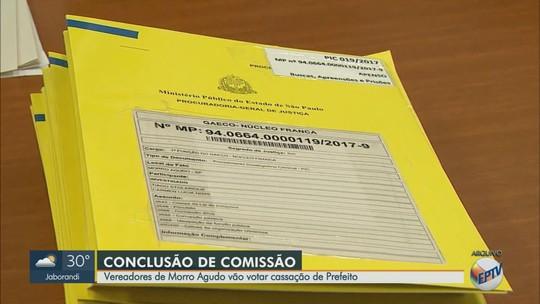 Câmara dos Vereadores de Morro Agudo, SP, marca sessão para votar cassação do prefeito