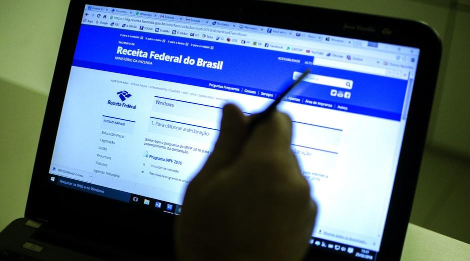 Golpe: cartas da Receita intimando contribuintes a regularizar os dados cadastrais são falsas (Foto: Divulgação)
