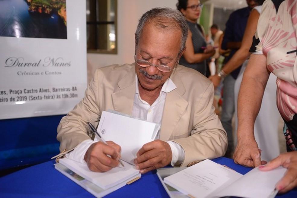 Acidente matou Durval Nunes, membro da Academia Barreirense de Letras e ex-secretário de Meio Ambiente — Foto: Reprodução/Site da Prefeitura de Barreiras