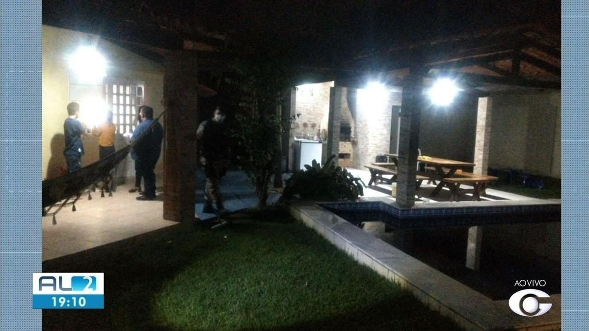 Polícia investiga morte de menino de dois anos em piscina de casa na Praia do Francês, Alagoas