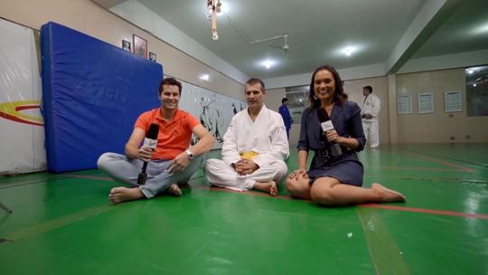 'Vida Que Inspira': conheça o judoca que superou desafios por meio do esporte