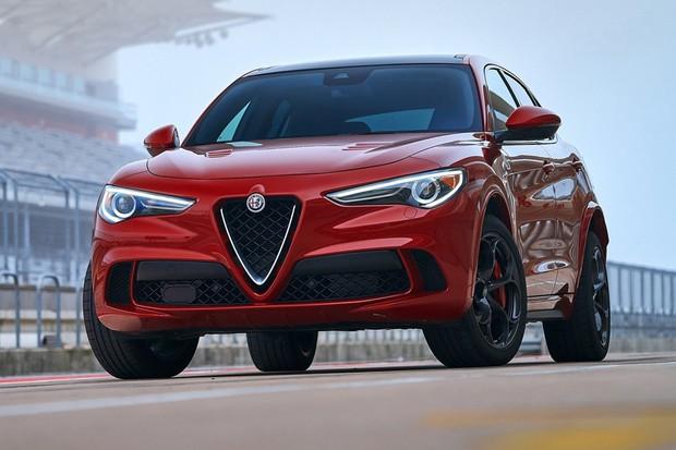 Alfa Romeo terá SUV menor que o Stelvio (foto) (Foto: Divulgação)