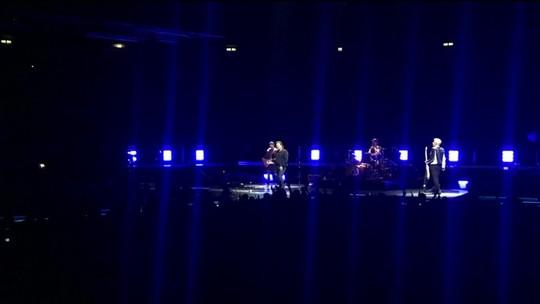 Bono recupera a voz e U2 retoma turnê