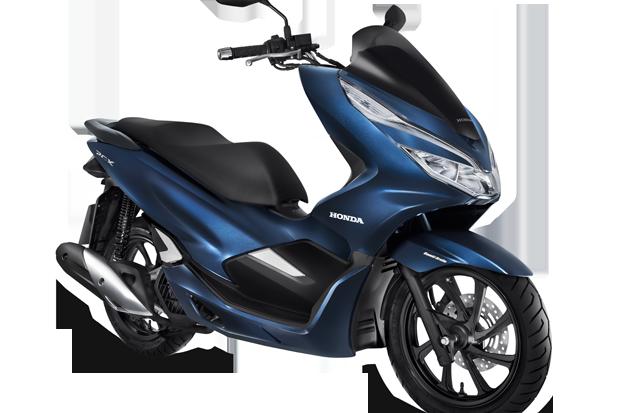 Honda PCX 150 2019 (Foto: divulgação)