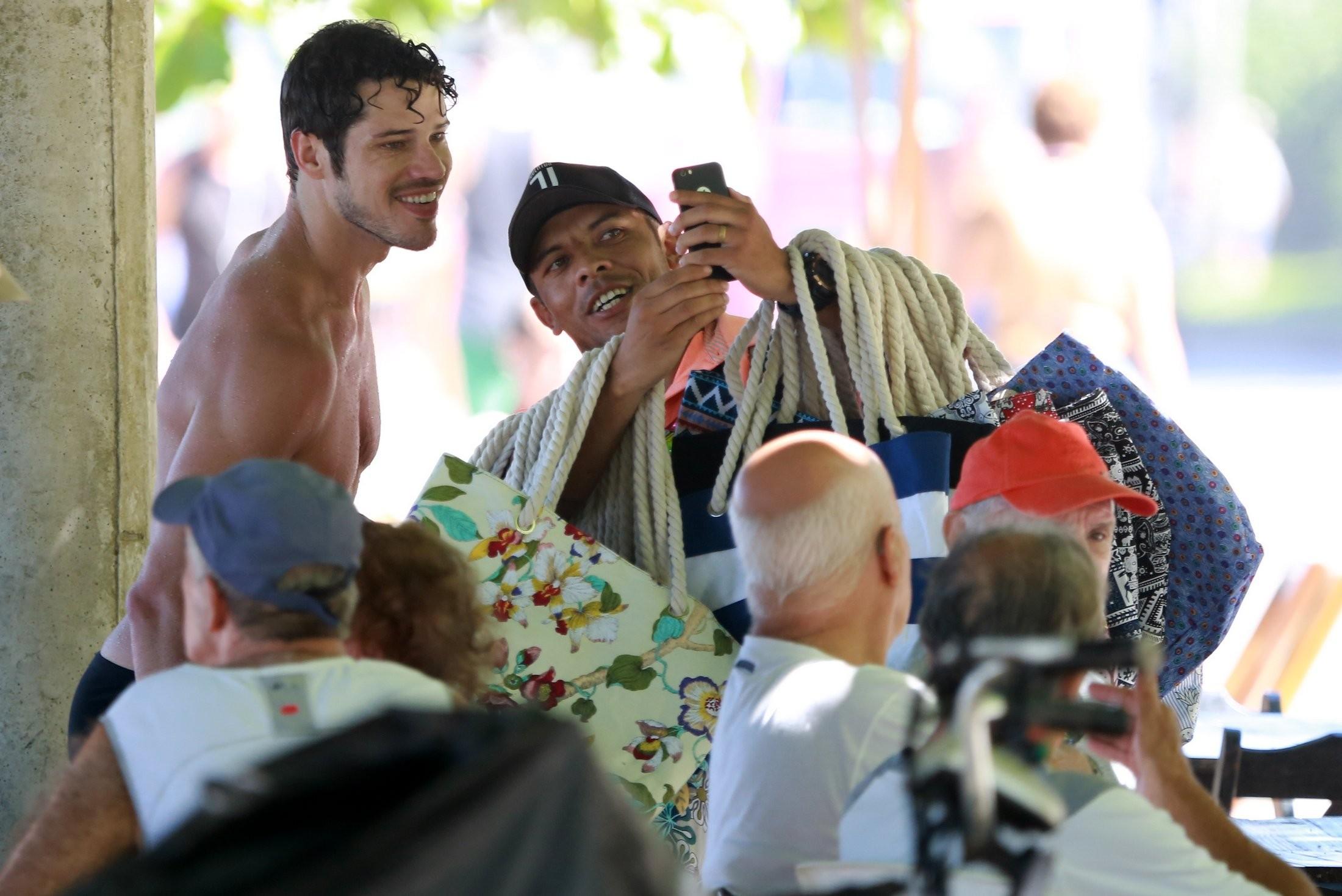 José Loreto (Foto: Dilson Silva/  AgNews)