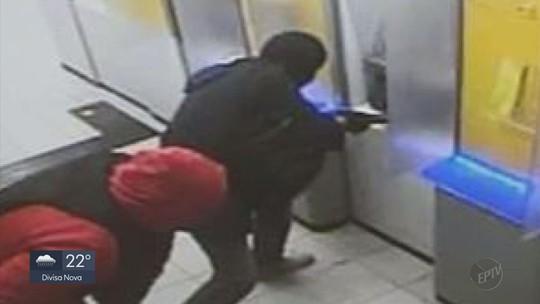 Morador é baleado durante ataques a agências bancárias em Conceição do Rio Verde, MG
