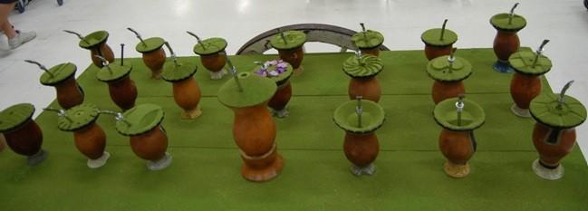 Parque temático gaúcho suspende 'roda de chimarrão'
