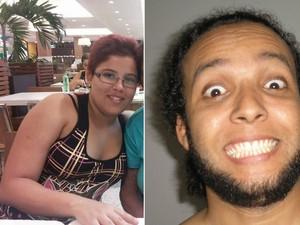 Dhalia e Raphael eram namorados e moravam juntos (Foto: Reprodução/Facebook)