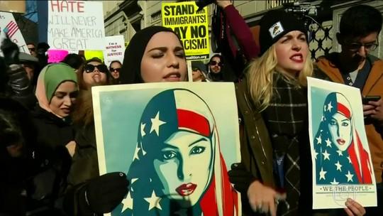 Decreto de Trump para banir imigrantes é liberado pela Suprema Corte dos Estados Unidos