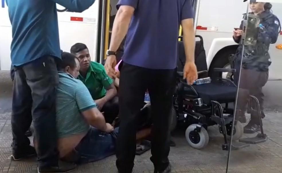 Resultado de imagem para wilson cadeirante pi