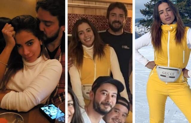 Anitta e Otavio Barros (Foto: reprodução/Instagram)