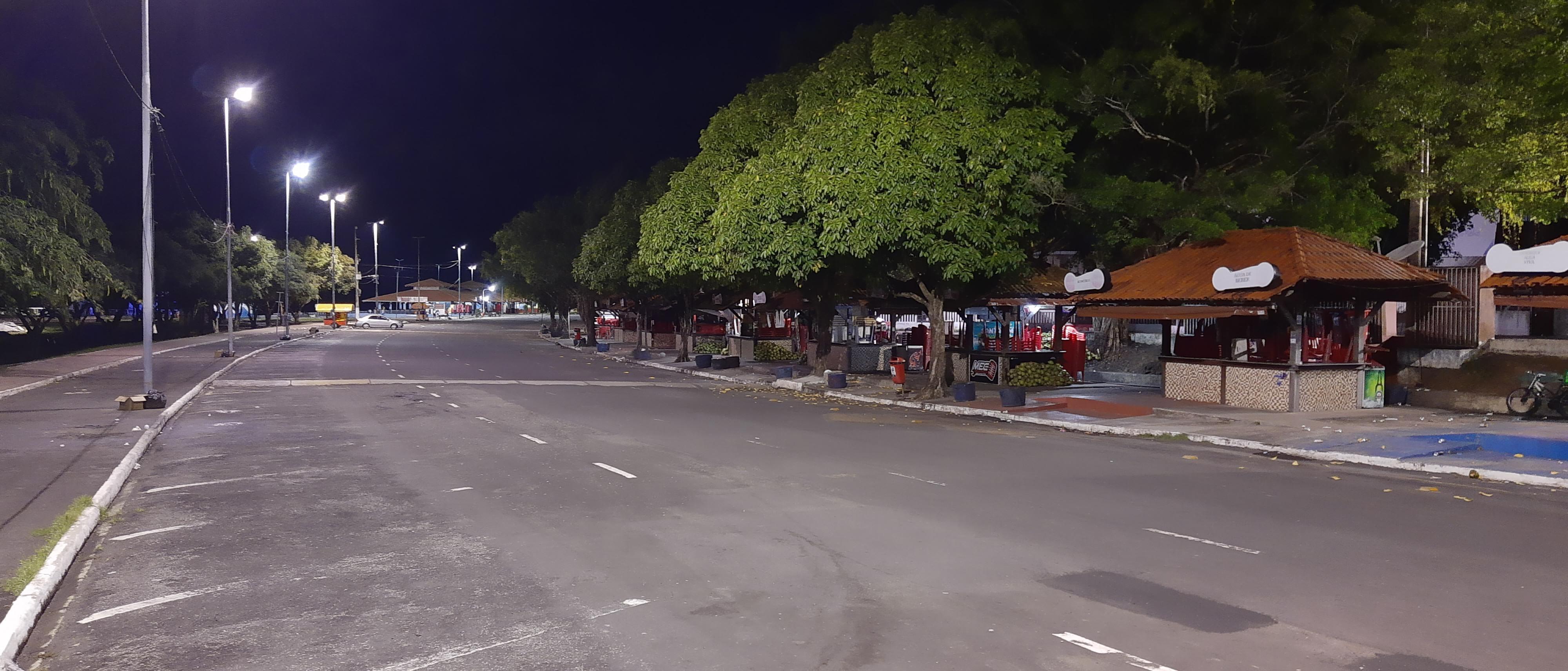 'Lei Seca' aos fins de semana encerra, mas Amapá segue com circulação limitada após as 22h