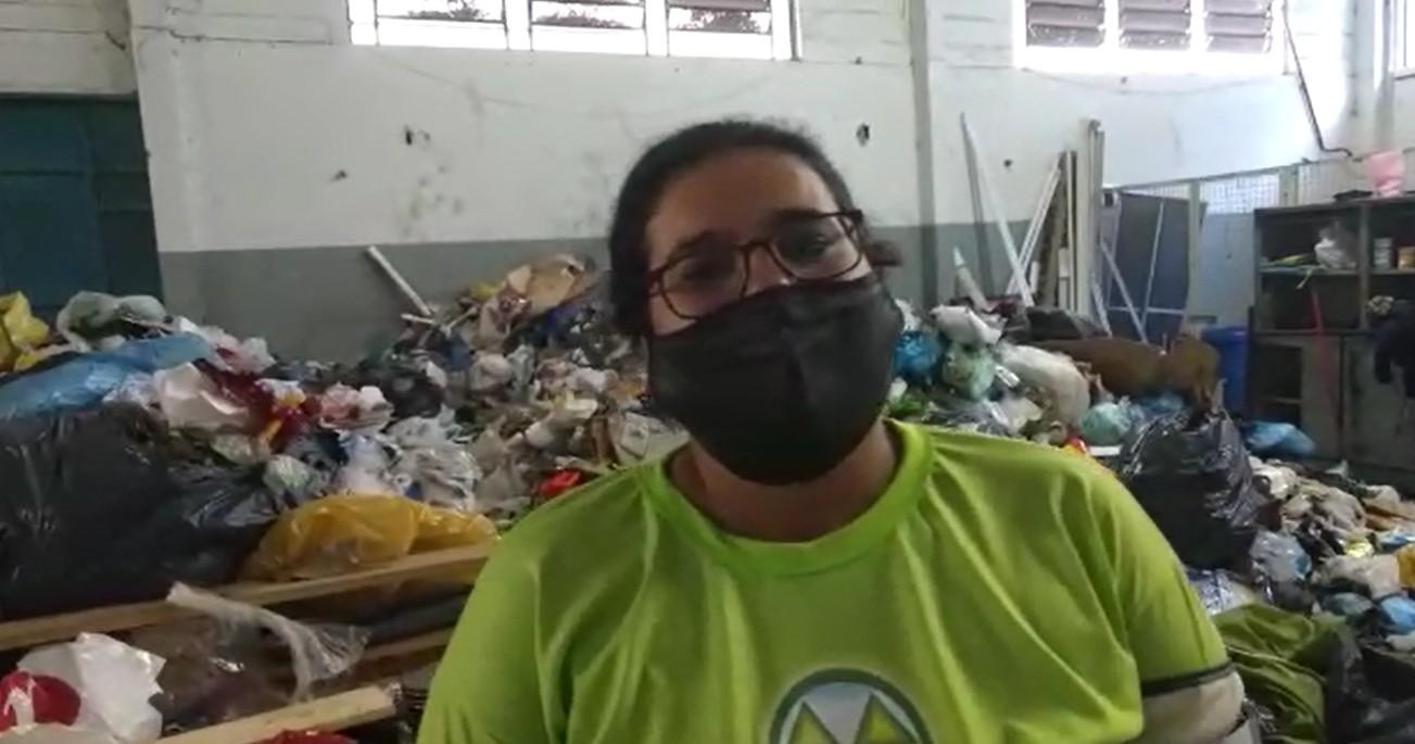 Catadores de recicláveis de São José dos Campos veem demanda diminuir e fazem apelo