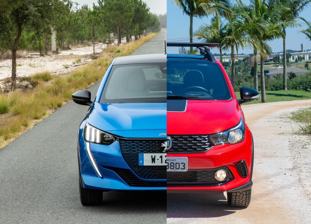 Peugeot e Fiat Chrysler anunciam fusão — Foto: G1 Carros