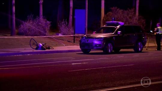Carro autônomo da Uber atropela e mata mulher nos EUA