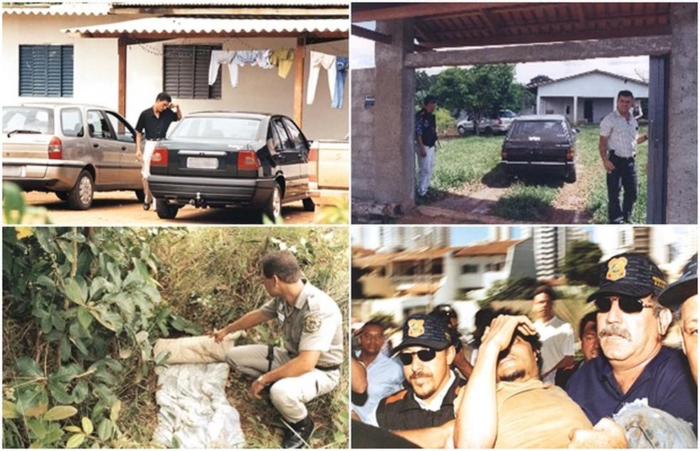 Wellington Camargo, sequestrado em Goiás — Foto: Reprodução/ O Popular