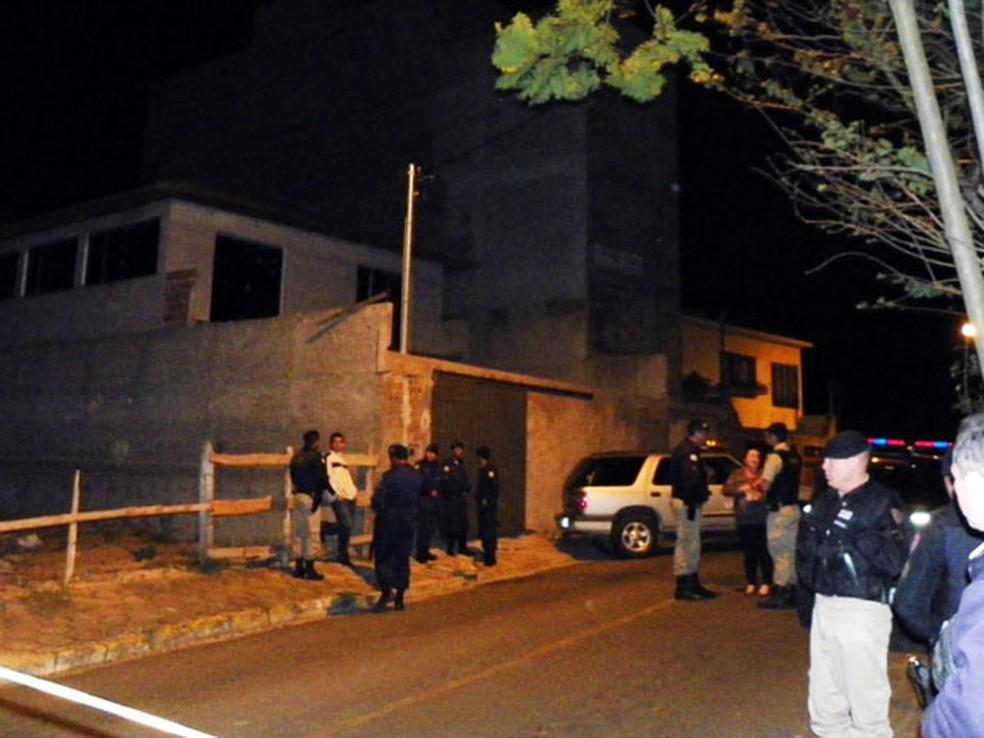 Suspeito foi preso no local, mas depois liberado; outro homem foi preso dois meses depois (Foto: Luciano Lopes / TVF5.com)