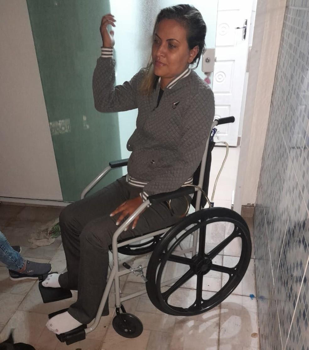 Mulher fica paraplégica após ex pagar R$ 18 mil para matá-la no litoral de SP 25