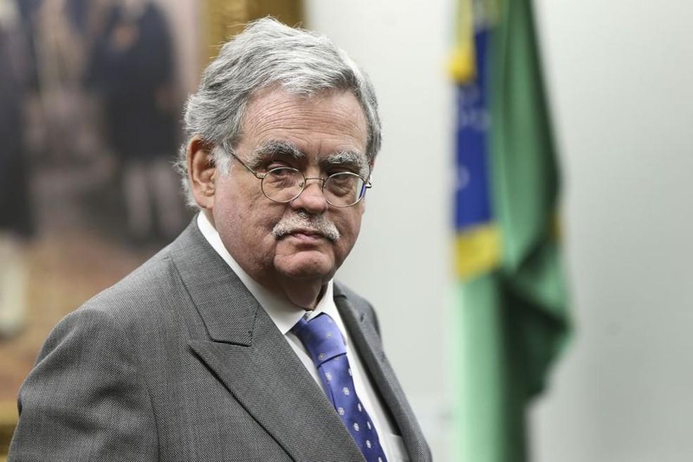 Amigo pessoaL de Temer, o advogado Antônio Claudio Mariz de Oliveira foi o responsável pela defesa do presidente na tramitação da denúncia de corrupção passiva (Foto: Marcelo Camargo/Agência Brasil)