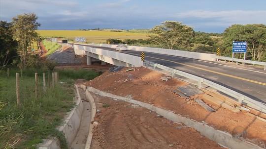 Nova ponte na LMG-862 é liberada aos motoristas após 30 anos de reclamações