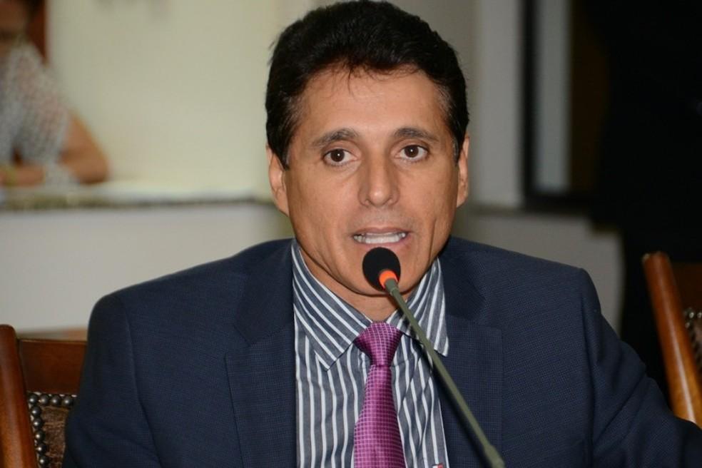 Depuado Nilton Franco foi reeleito — Foto: divulgação