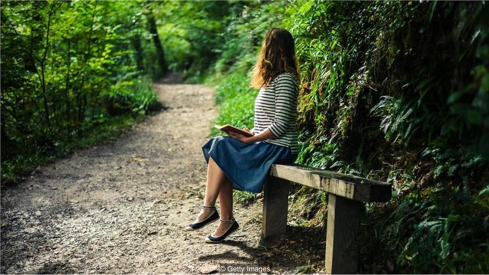 Benefícios de estimulação à memória durante repouso tranquilo foram documentados em 1900 (Foto: Getty Images)