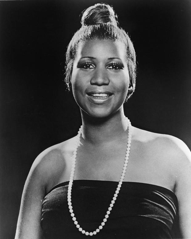 Aretha Franklin: rainha do soul (Foto: Getty Images)