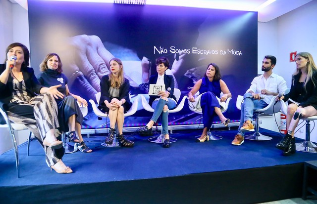 Não somos escravos da moda  (Foto: Brazil News)