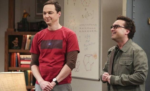 Cena de 'The Big Bang Theory'  (Foto: Reprodução)