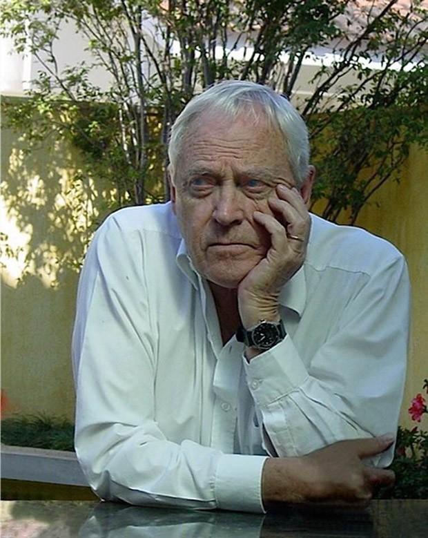 Designer Nelson Ivan Petzold morre aos 87 anos  (Foto: Reprodução)