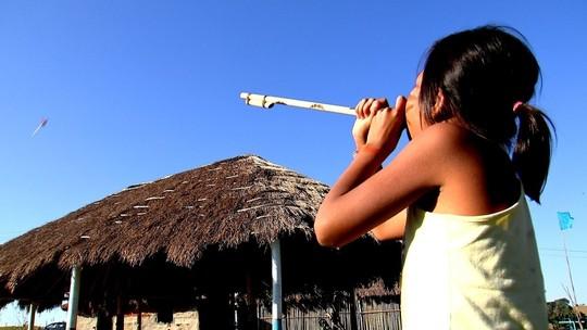 Revista de Sábado desembarca em Itaporanga e conhece a aldeia Tekoá Porã