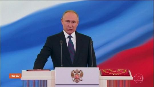 Vladimir Putin completa 20 anos no poder na Rússia