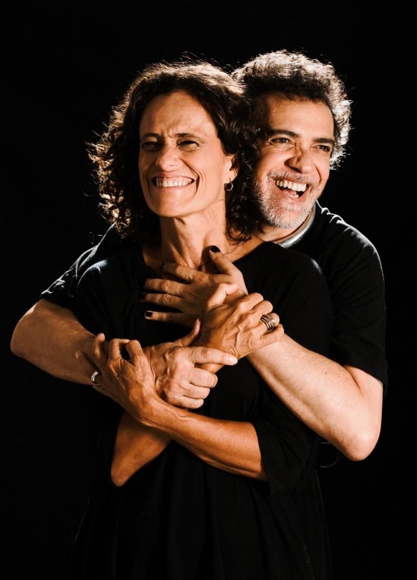 Zélia Duncan e Paulinho Moska lançam músicas inéditas no primeiro show em dupla
