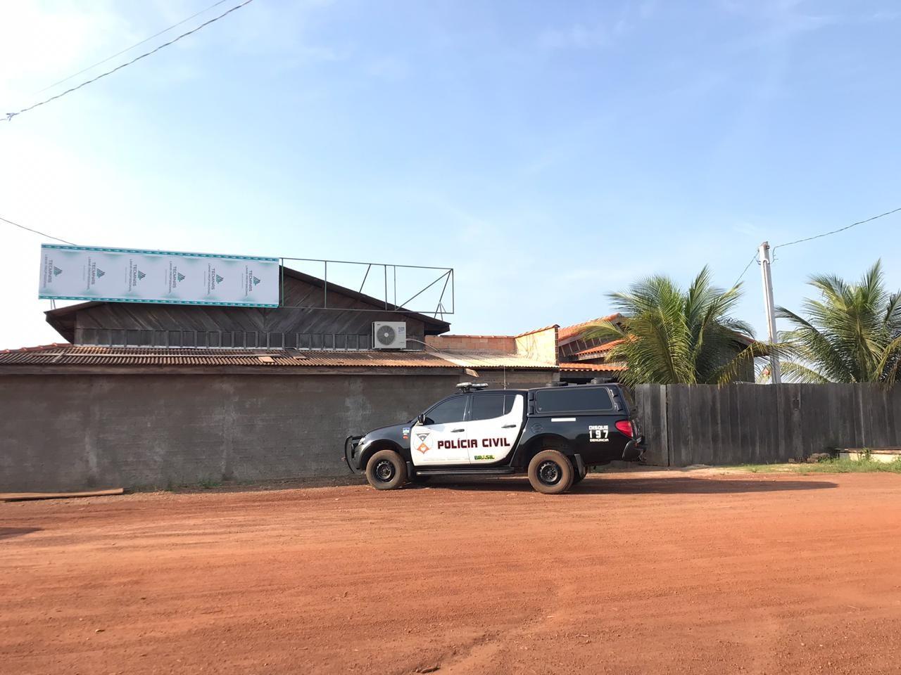 Polícia deflagra operação contra delitos patrimoniais e exploração sexual em RO - Radio Evangelho Gospel