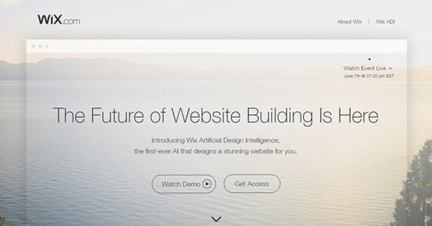 Wix vai criar sites personalizados com Inteligência Artificial; entenda