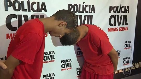 Suspeitos de envolvimento com tráfico de drogas em Ibirité são presos