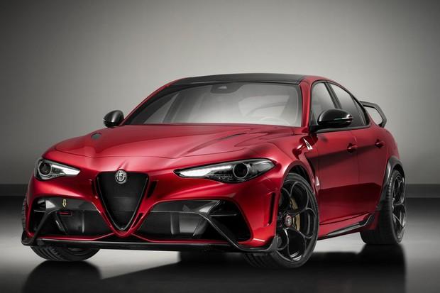 Alfa Romeo Giulia GTAm (Foto: Divulgação)