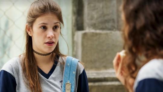 Anjinha questiona Rita: 'Você é sincera com o Filipe sobre você e o pai da tua filha?'